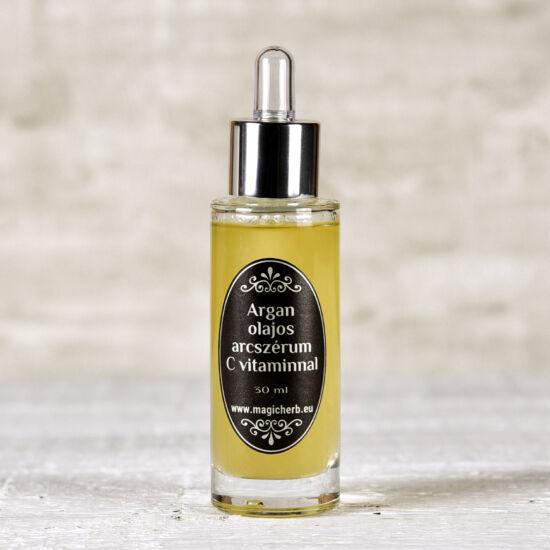 Argán olajos arcszérum C-vitaminnal 30 ml
