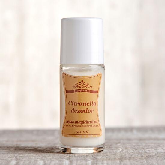 Citronella golyós dezodor