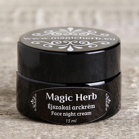 Magic Herb Éjszakai arckrém 15ml