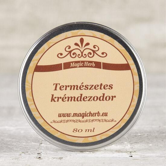 Természetes Krémdezodor 80 ml