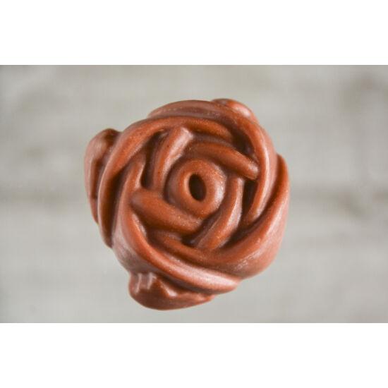 Kecsketejes rózsa szappan