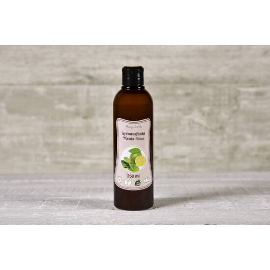 Krémtusfürdő Menta-Lime